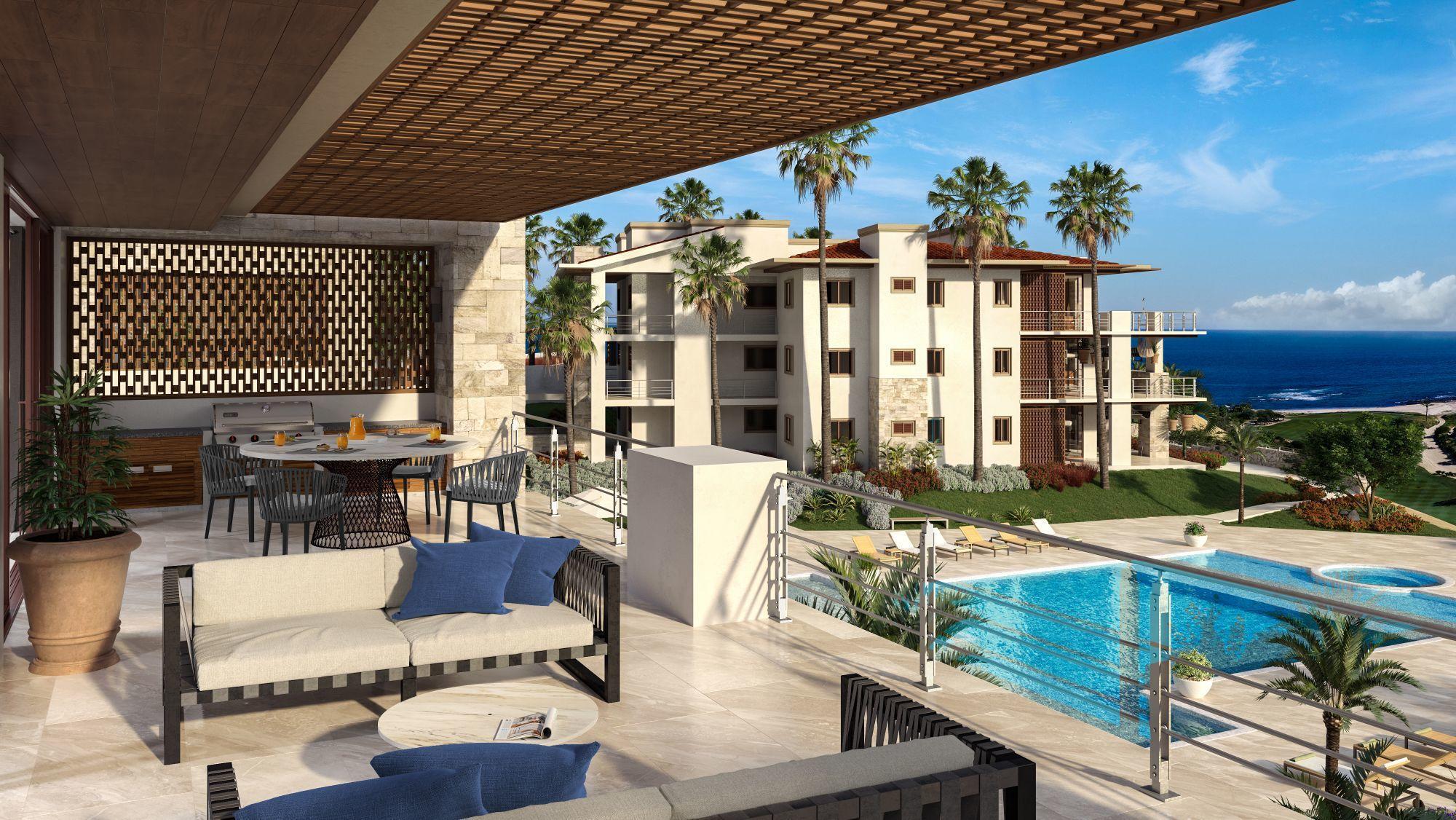 Cabo Corridor, 3 Bedrooms Bedrooms, ,3 BathroomsBathrooms,Condo,For Sale,Mar a Cielo Cabo del Sol,20-359