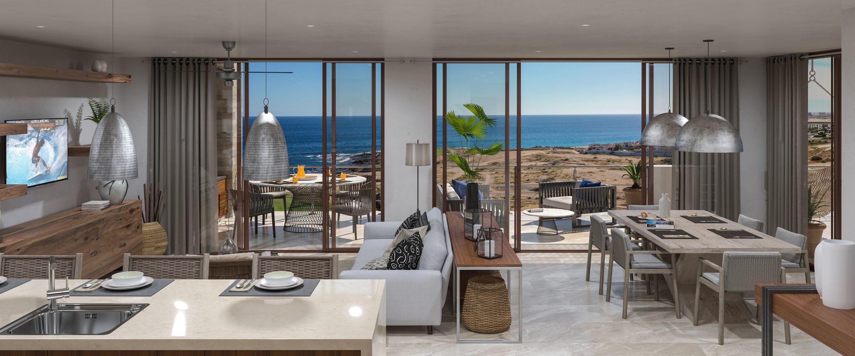 Cabo Corridor, 2 Bedrooms Bedrooms, ,2 BathroomsBathrooms,Condo,For Sale,Mar a Cielo Cabo del Sol,20-364