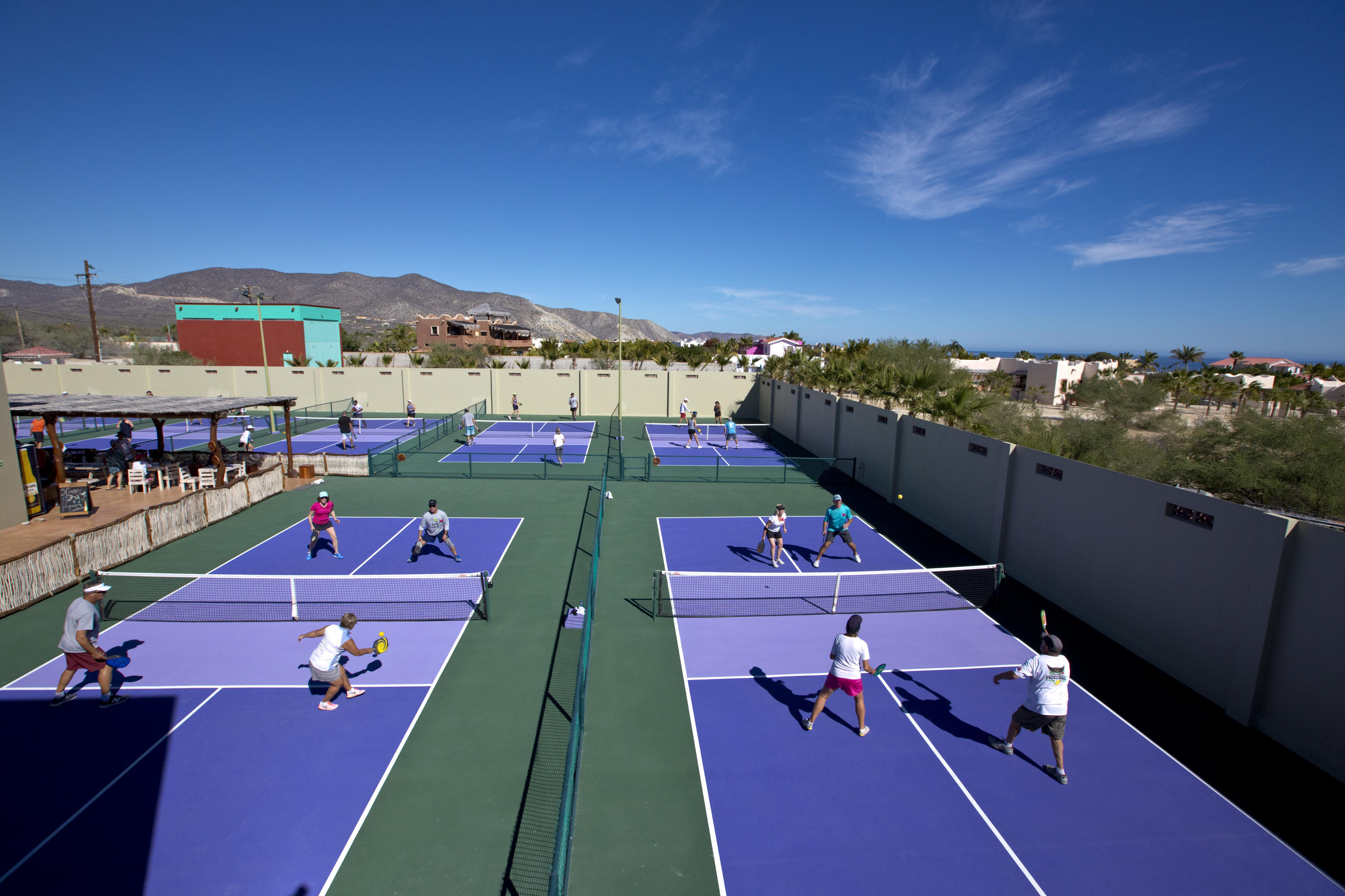 East Cape, ,Commercial,For Sale,Tres Palapas Pickleball Resort,20-403