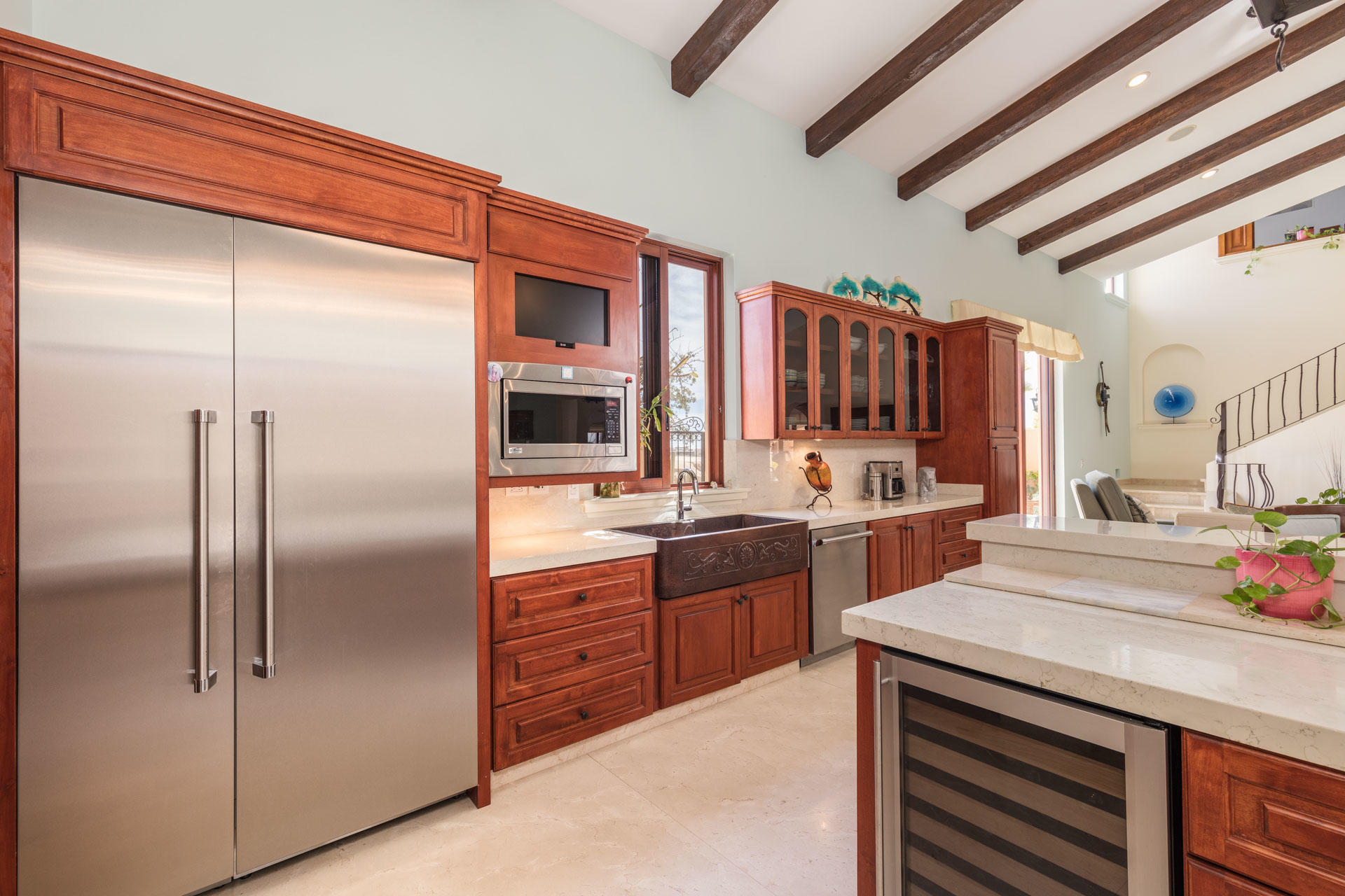 Pacific, 7 Bedrooms Bedrooms, ,6 BathroomsBathrooms,House,For Sale,Calle de Beach Estate #35,20-1038