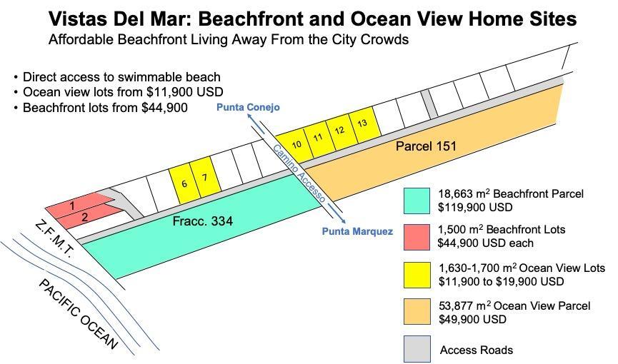 Vistas del Mar lot 0360-6