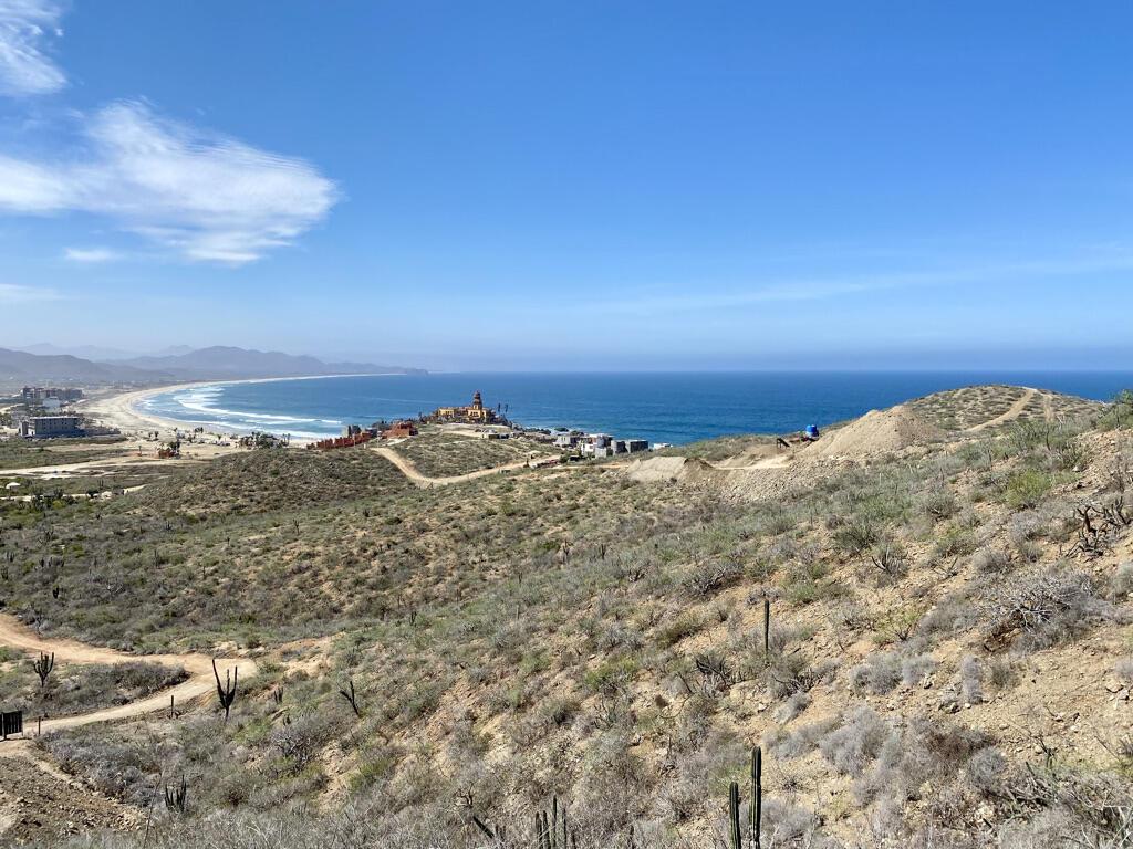 Cerro El Gavilan Pacific