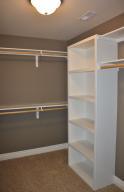 Property Photo: Master Closet