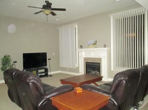 Property Photo: Fireplace in Living Rooom
