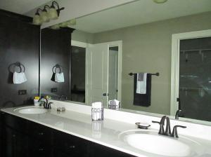 Property Photo: Master Bath Double Vanity