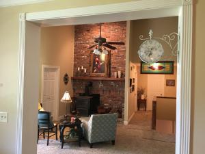 Property Photo: Family Room Framed