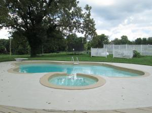 Property Photo: Entire Pool Looking Away fron House