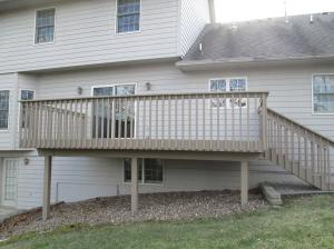 Property Photo: Large Deck