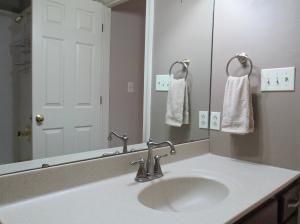 Property Photo: Guest Bath Onyx Counters