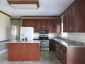 Property Photo: New Granite Counters in Kitchen
