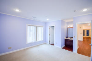Property Photo: Bedroom 2 with Vanity Area and Walk-In C