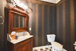 Property Photo: Half Bathroom