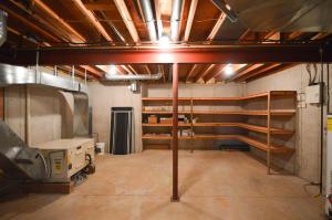 Property Photo: Unfinished Storage Room