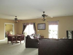 Property Photo: Family Room Access to Patio