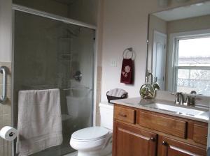 Property Photo: Walk-in Shower in Master Bathroom
