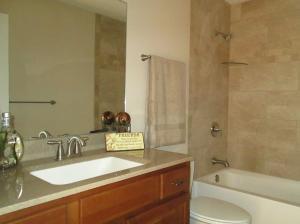 Property Photo: New Main Level Hall Bath