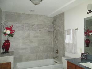 Property Photo: Lower Level Master Bath