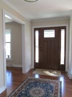 Property Photo: New Front Door