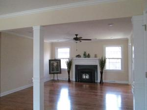 Property Photo: Family Room from Foyer