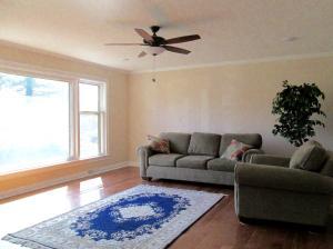 Property Photo: Hickory Hardwood Floors on Main Level