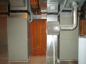 Property Photo: Dual HVAC