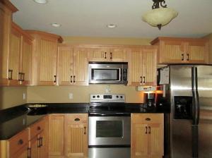Property Photo: Stainless Kitchen Appliances