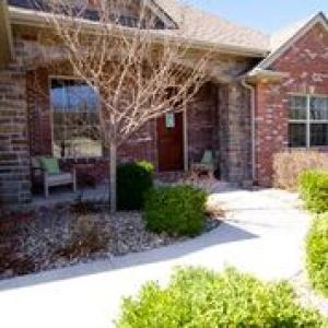 Property Photo: Walkway to Front Door