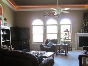 Property Photo: Living Room Windows