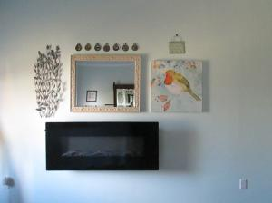 Property Photo: MBR Fireplace