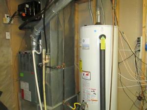 Property Photo: Furnace & Water Heater