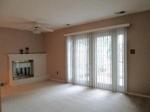 Property Photo: Fireplace in Living Room