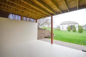 Property Photo: Concrete Patio