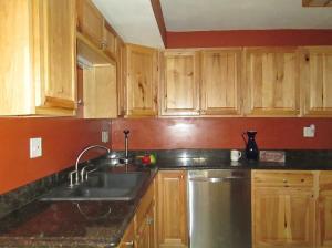 Property Photo: Kitchen Sink Area