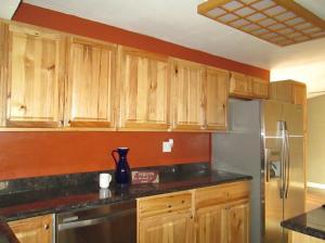 Property Photo: Kitchen Refrigerator