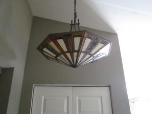 Property Photo: Foyer Light