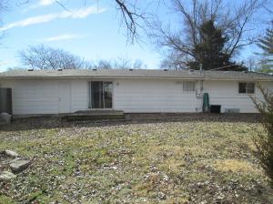 Property Photo: Back of House