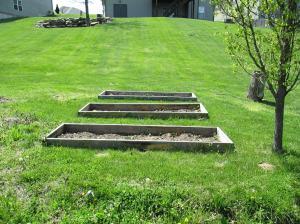 Property Photo: Garden Beds