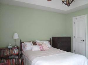 Property Photo: Bedroom 2 Coffer Ceilings