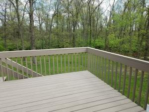 Property Photo: Freshly Stained Deck