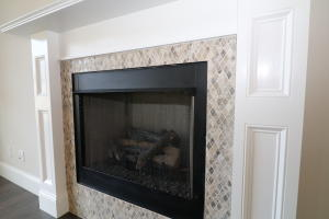 Property Photo: Gas fireplace