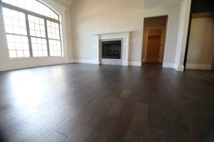 Property Photo: Hardwood floors throughout main areas