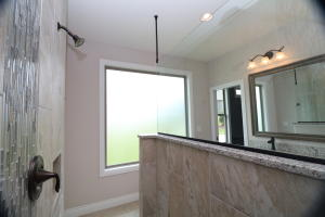 Property Photo: Master shower inside