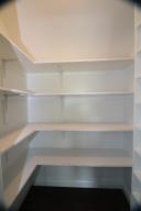 Property Photo: Walk-in pantry