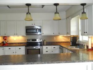 Property Photo: Kitchen Indirect Lighting