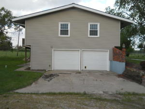Property Photo: Garage End of House