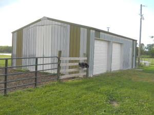 Property Photo: Workshop & Detached 2 Car Garage