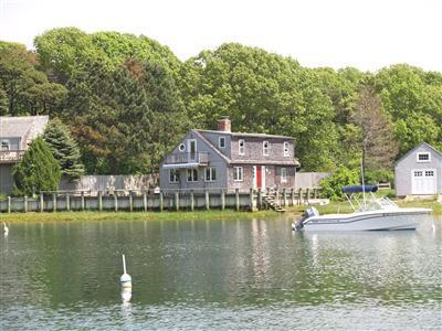 Chatham Real Estate - Cape Cod Antique , 604 Orleans Road, North Chatham MA, 02650   Listed at $800,000