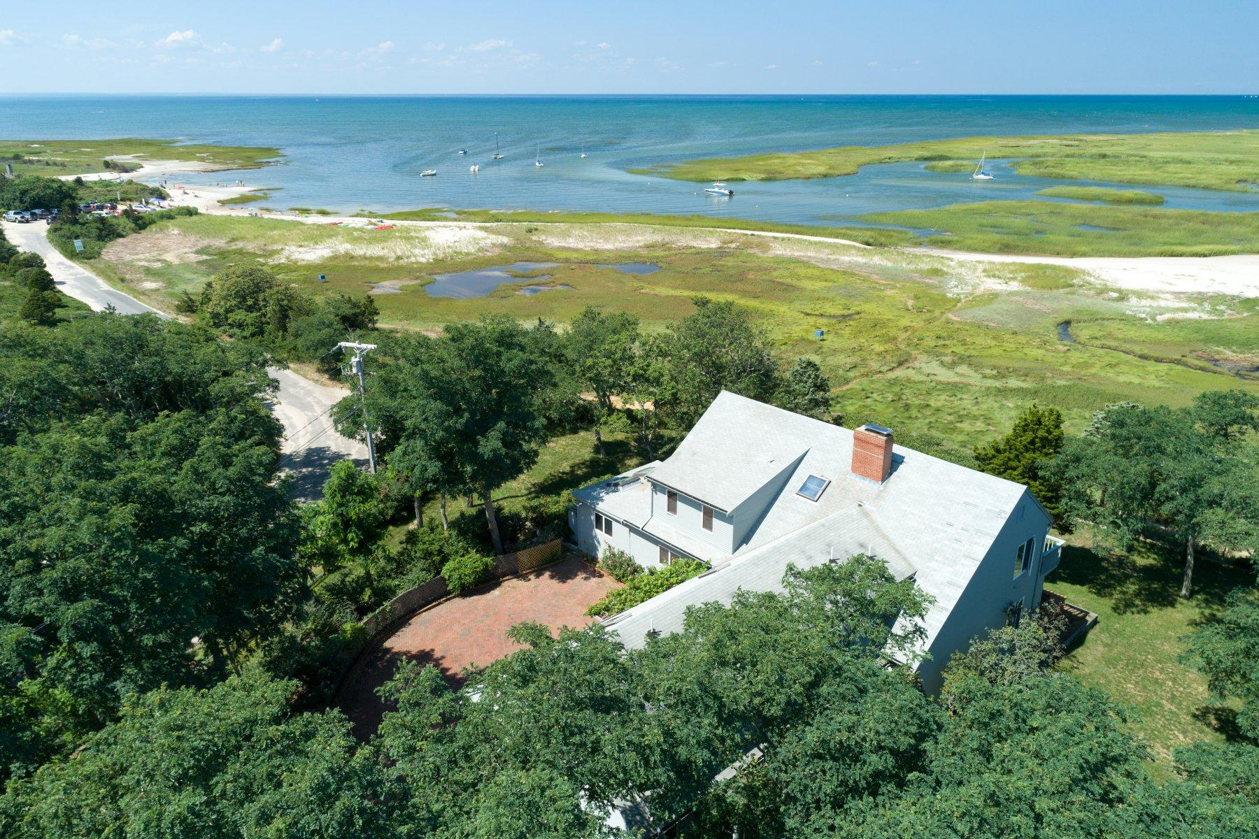 45 Bay View Road, Eastham MA, 02642