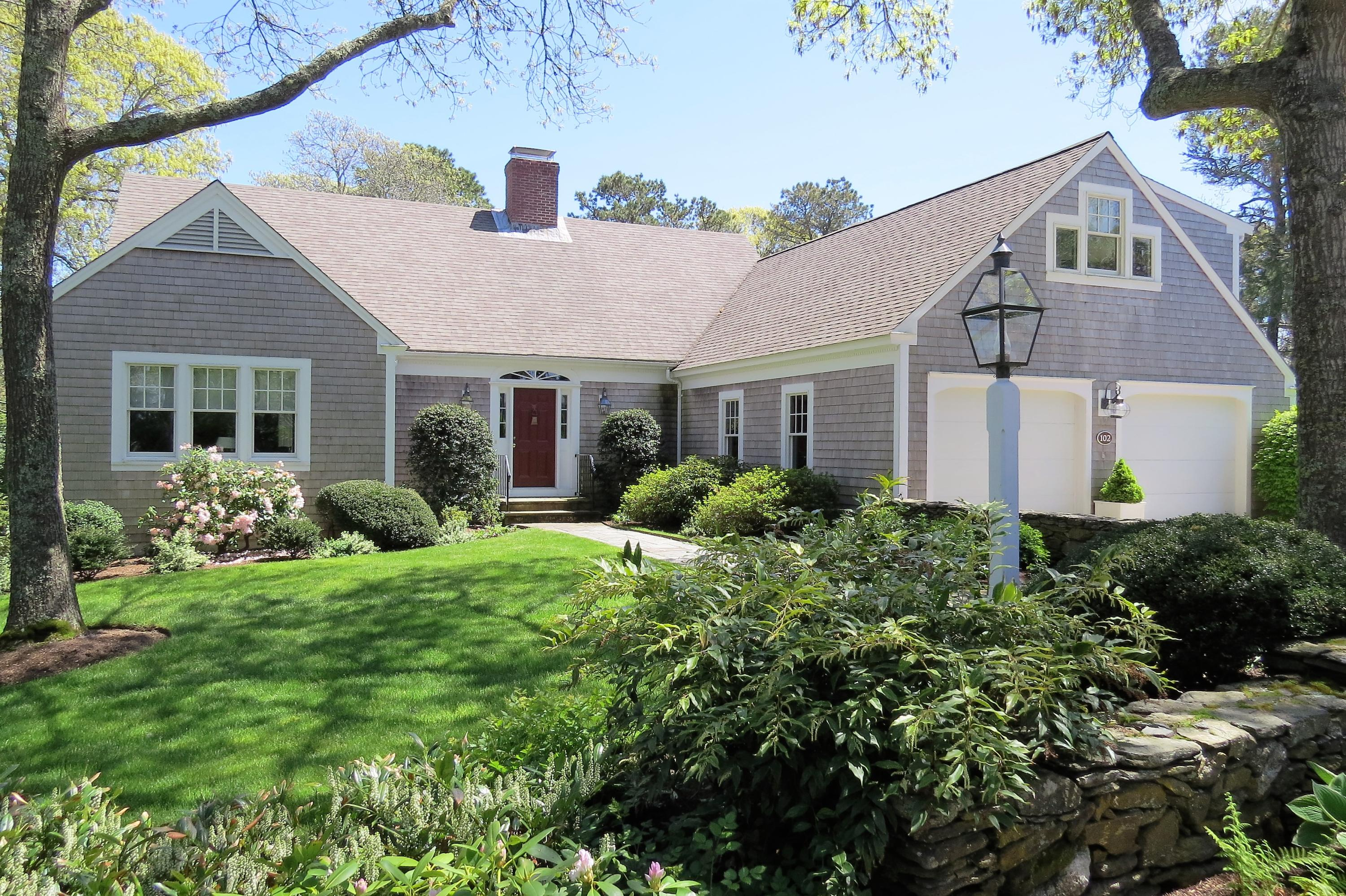 Chatham Real Estate - Cape Cod , 102 Fox Hill Road, Chatham MA, 02633   Listed at $1,395,000
