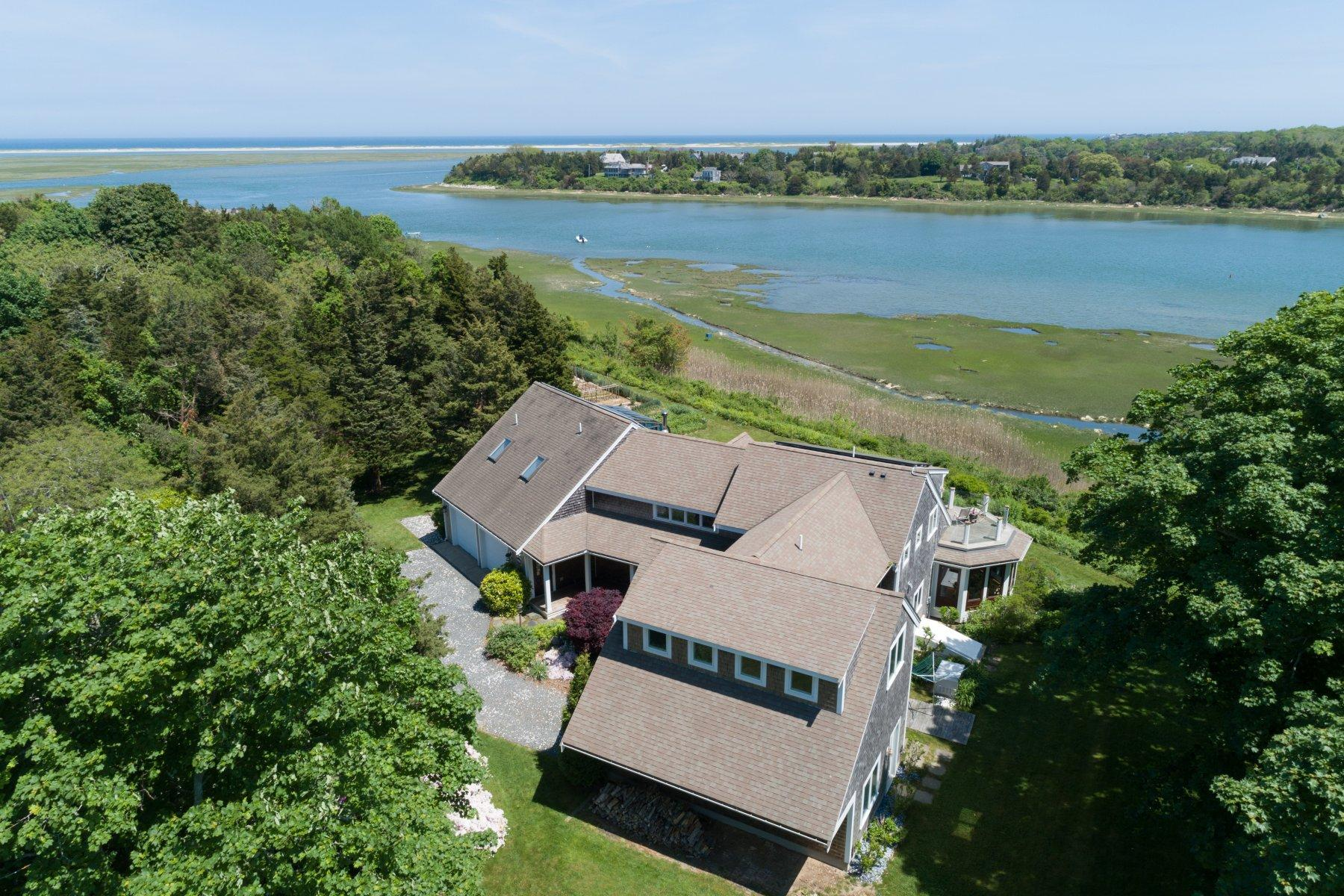 385 Mary Chase Road, Eastham MA, 02642
